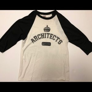 Other - Architects Hollow Crown Mens Band Baseball T Shirt
